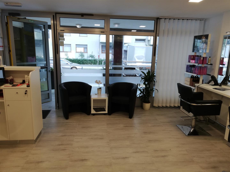 Frizerski salon DI - prostor
