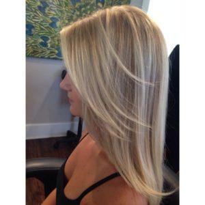 Plava, sjajna i zdrava kosa …jedino moguće uz olaplex…