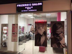 Uređenje našeg frizerskog salona Di