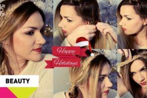 Kako do savršene božićne frizure?
