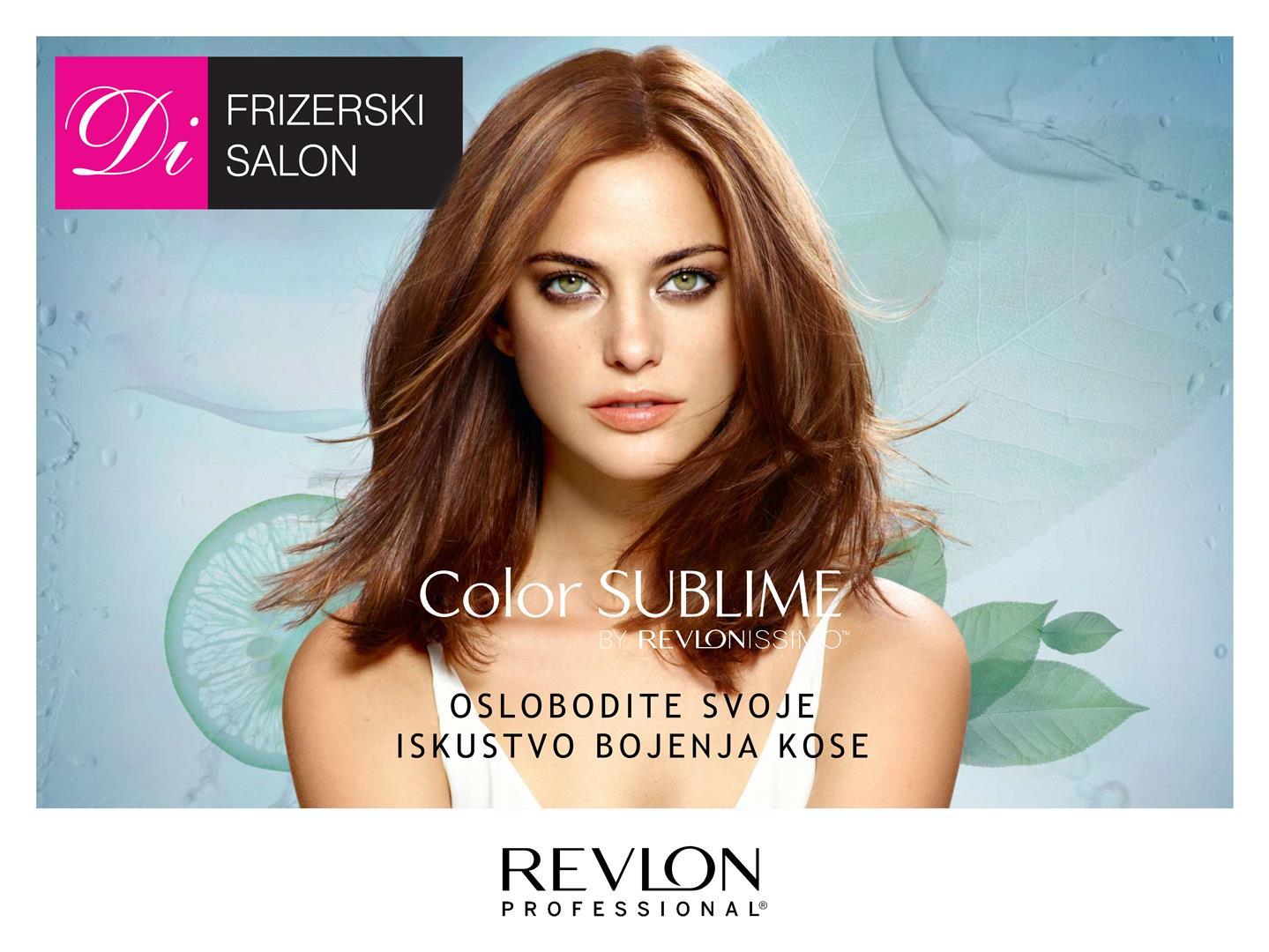 Boje Revlon Color Sublime – Bez amonijaka