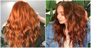 Kosa u boji suhog lišća savršeno je osvježenje za jesen