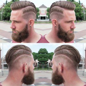 Fohawk trendi frizure